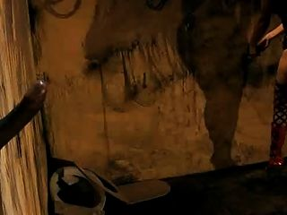 Esperança de cindy \u0026 cavaleiro de nikki no furo da glória