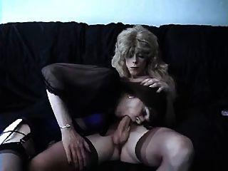 Sexo transexual quente
