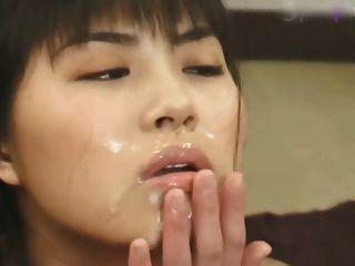 Izumi yamada bukkake e gokkun