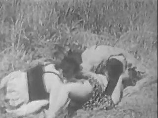 Sexo do vintage na parte 2 dos anos 30 por tlh