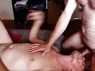 Pais gay gostam de foder nua também!