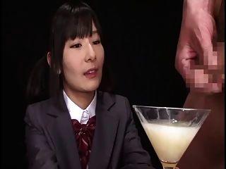 Ryoko, hirosaki, gokkun, andorinhaCensurado