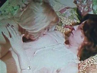 Vintage ouro edição especial meninas só 5 cena 2 lésbica cena