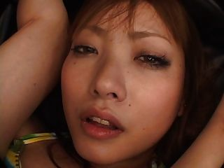 Yuka, masturbação anal