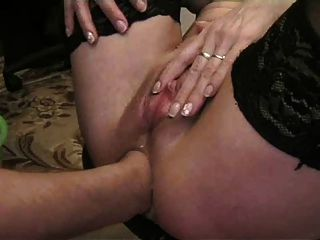 Milfs fisting anal quente