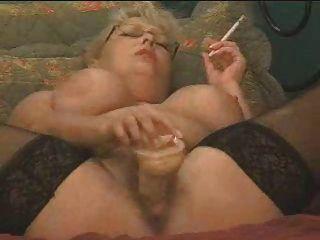 Fumar e esguichar