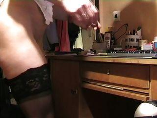 Inserção anal 1