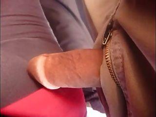 Dick toque em ônibus público