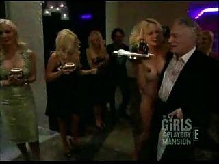 Playboy aniversário suprise nude pamela