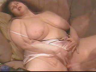 Bbw princesa masturbando, ficando tocado, doggy fodido