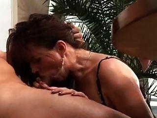 F60 big boobs personal trainer