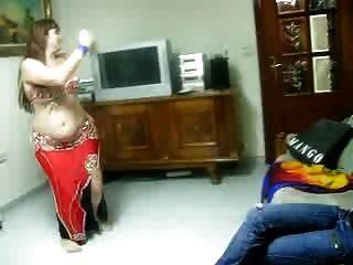 Dança árabe