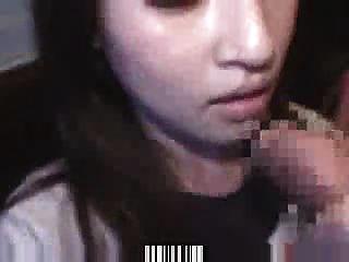 Japanese girl dinner then fucked censurado ... bmw
