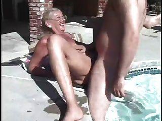 Sexy horny avó