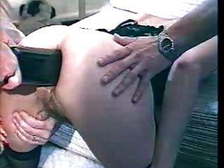 Amador garrafa fod anal