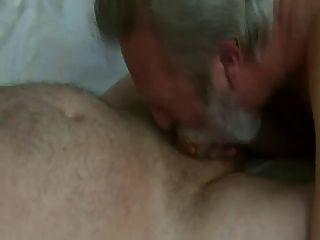 Barba papai golpe e comer cum