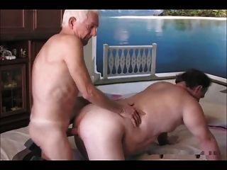Homens mais velhos fodendo