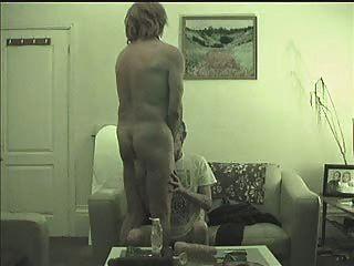 Uma coisa leva a outra prostituta rua transe é sugado, fodido, fisted e mamilo torturado