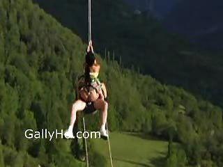 Sexo em uma corda !!!inacreditável!!!vê isto!!!