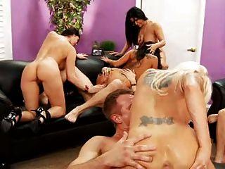 Grupo de sexo fantástico parte 2