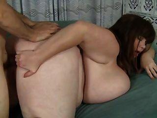 Mamã doce \u0026 seus peitos naturais enormes surpreendentes!