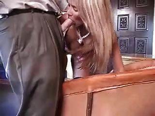 Sexy amadora esposa brincando com dick