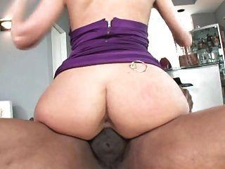 Gordo branco ass garotas vs grande preto galo caras, parte 1