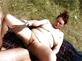 Bbw festa ao ar livre fucks1