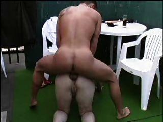 Sexy mãe 57 ruiva madura com um \u0026 jovem