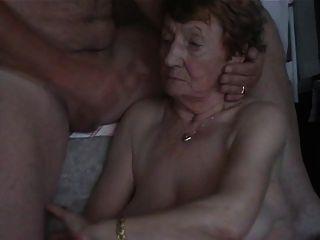Na cara da avó