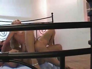 Menina slovak excitante fica sexo anal em meias s88