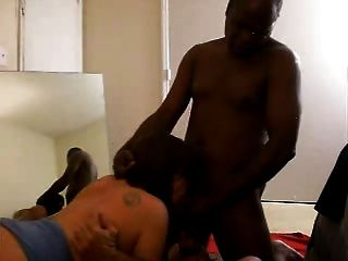 Hubby engole cum