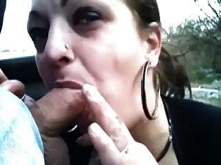 Prostituta de rua facial