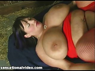 British bbw esposa obtém seu gordo ass fucked hard