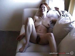 Busty wifey canadense cassie amador pornô masturbação