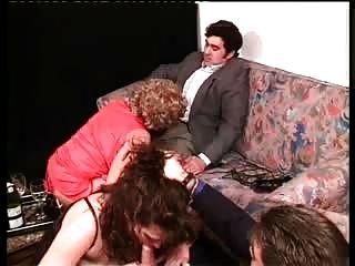 Andrea, lola e duas mulheres portuguesas.