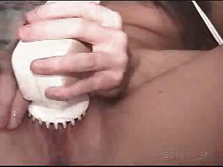 Quente amador m.i.l.f pego masturbando por seu bf