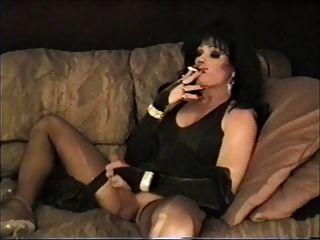Lisa dupree fumando e acariciando ii