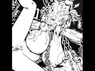 Galo gigante sexo duro quadrinhos