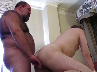 Urso e chubby fuck quente