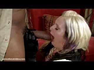 Vovó de veronica da empregada doméstica do bbw do busty shane diesels grande cock