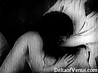 Antiguidade porno 1920 bastille dia peludo francês meninas