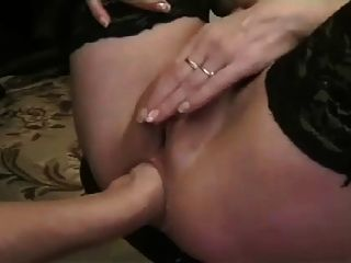 Fisting anal extremo