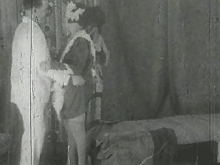 Vintage sexo triplo circa 1910