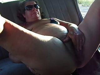 Masturbação gorda avó
