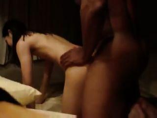Homem faz um filme enquanto sua esposa tem sexo com bbc