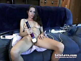 Lelu amor primeiro vna webcam show