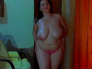 Dança bbw webcam busty