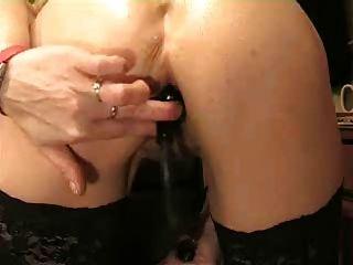 Inserção anal 3