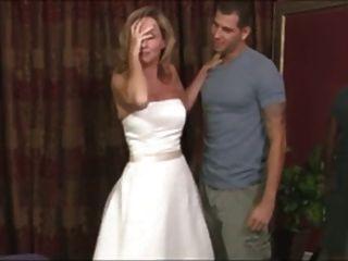 Etapa moms fantasia vestido de casamento